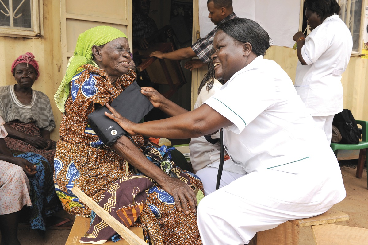 Nurses for Life Community Initiative (NULCI)